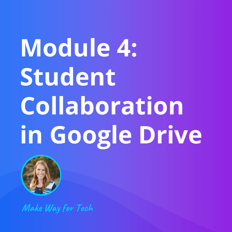 Collaborating in Google Drive
