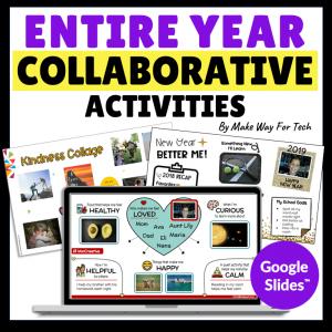 Entire Year Google Slides Templates