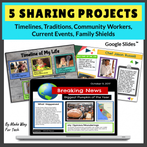 Sharing Projects